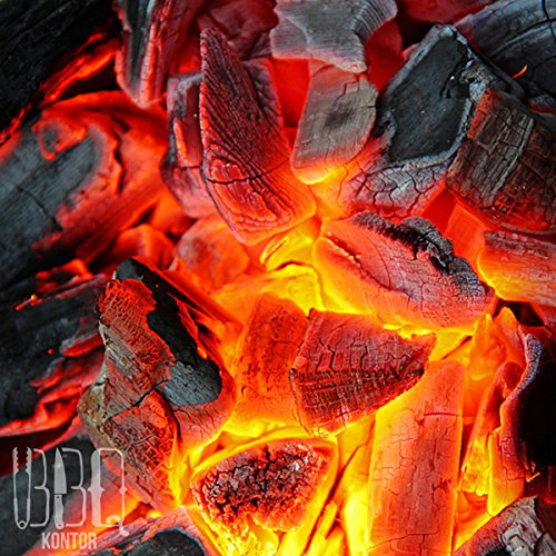 BBQ-Kontor – Premium Grill-Holzkohle, Steakhausqualität - 4