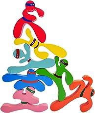 Shumee Wooden Ninjaki-Balance Toy Set (6 Years+) - Mental & Physical Agility