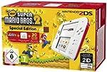 Console Nintendo 2DS - blanc & rouge...
