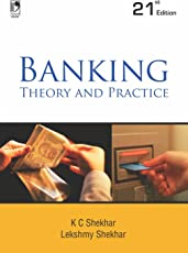 Banking Theory and Practice, 21th Edition