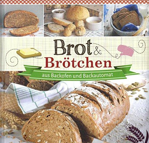 Brot & Brötchen aus dem Backofen und Backautomat