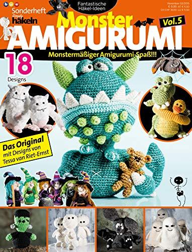 Simply Häkeln Fantastische Häkel Ideen Monster Amigurumi Vol 5