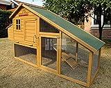 """Pets Imperial® Sandringham 190 cm, 7,62 cm (3"""") 1,83 Meters per uccelli, fino a 5 Run la pulizia vassoio integrato & & innovativo sistema di bloccaggio"""