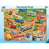 Ravensburger 06058 - Arbeit auf der Baustelle