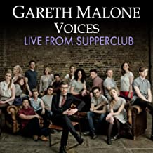 Amazon Artist Lounge: Gareth Malone Voices (Live from Supperclub)