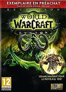 World of Warcraft : Legion (boîte de préachat)