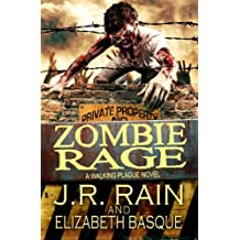 Zombie Rage (Walking Plague Trilogy Book 2) (English Edition)