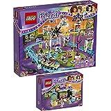 Lego Friends Freizeitpark 2er Set 41127 41130 Spielspaß im Freizeitpark + Großer Freitzeitpark - sofort lieferbar!