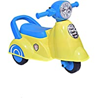 JoyRide Baby Ride ON Italian Scooter (Yellow)