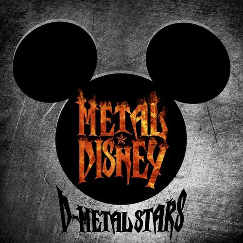 Price comparison product image Metal Disney
