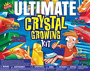 Ultimate Crystal Growing Kit