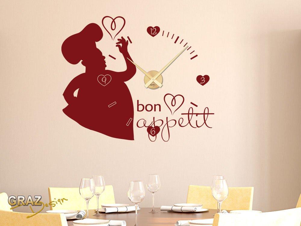 Stickers pour la cuisine affordable sticker dcoratif coeur de la maison with stickers pour la - Stickers pour cuisine rouge ...