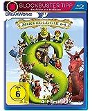 Shrek - Die komplette Geschichte - Quadrilogy