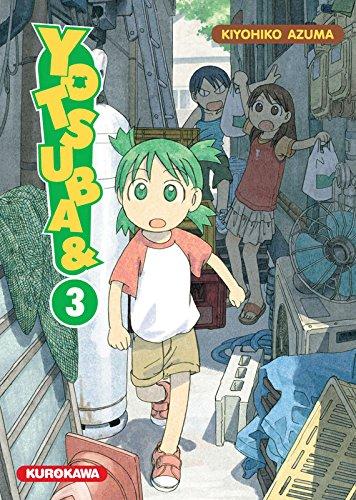 Yotsuba Vol.3 par AZUMA Kiyohiko