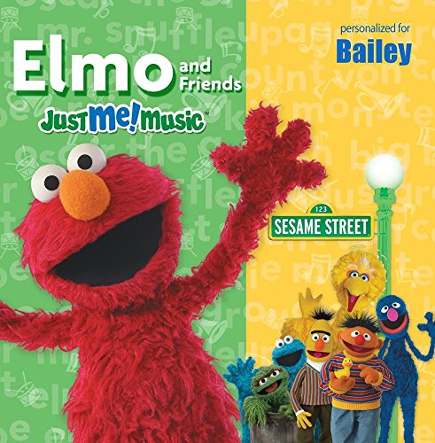 Sing Along With Elmo and Friends: Bailey