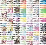 140 Stück Haarspangen, (14 SB Karten mit je 10 Haarspangen = 140 Stück)