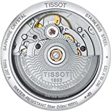Orologio Tissot Chemin des Tourelles T099.207.11.113.00 Automatico Acciaio Quandrante Bianco Cinturino Acciaio
