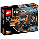 #8: Lego Roadwork Crew, Multi Color