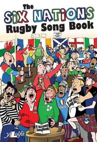 Six Nations Rugby Songbook, The - Counterpack