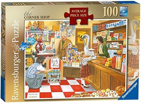 Ravensburger – Lever du soleil, 100 Pièces (de Fantasy Puzzle) Puzzle) Puzzle)   Sale Online  0b9c06