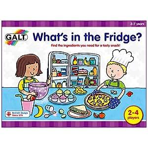 Qu'est-ce qu'il ya dans le frigo?