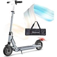 RCB Elektroroller Erwachsene Electric Scooter 30 km/h, 350W Motor, Anti-Rutsch-Reifen und LCD-Bildschirm, wasserdicht, E…