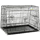 Me & My Pets Sloped Folding Car Cage