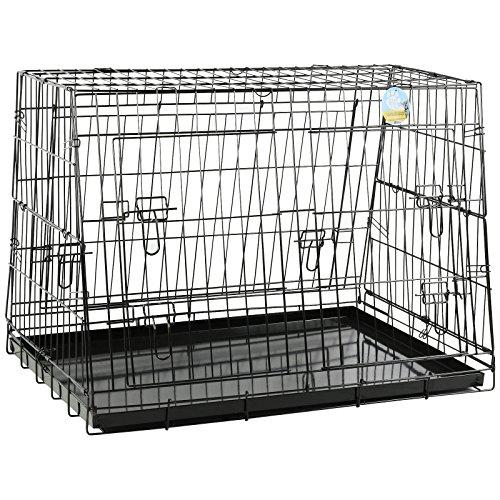 Me & My Pets Cage de Voiture Incliné Pliante