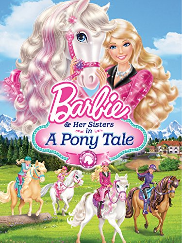 Image of Barbie & Her Sisters In A Pony Tale