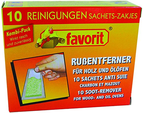 Favorit 1268 Hochleistungs Entrusser Fr Kamin Kachel Und Lofen 10 Er Beutel