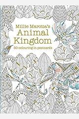 Millie Marotta's Animal Kingdom Postcard Box (Colouring Books) Cards