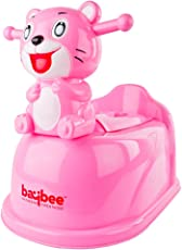 Baybee Bonniecat Premium Baby Potty Training Seat With Covering Lid