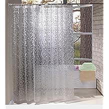 rideau de douche transparent. Black Bedroom Furniture Sets. Home Design Ideas