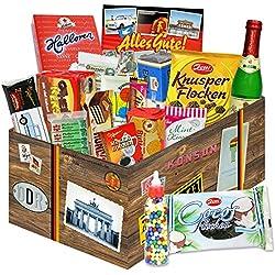 Geschenke Süßigkeiten | Geschenke zu Weihnachten für Frauen | DDR Box
