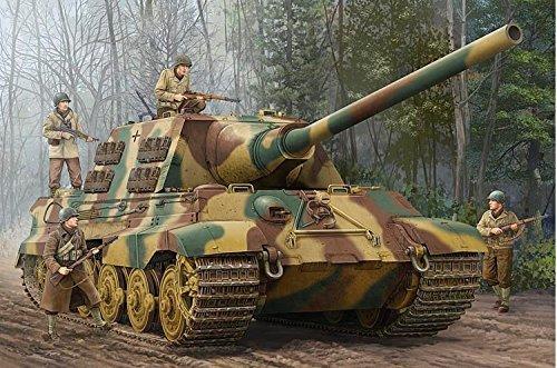 Trumpeter 00923 - Modellbausatz German Sd.Kfz.186 Jagdtiger
