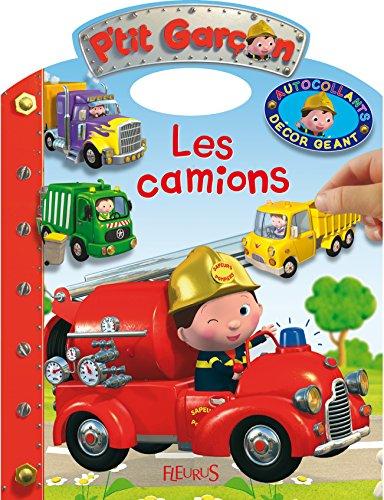 Les camions par Nathalie Bélineau