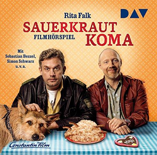 Buchcover Sauerkrautkoma: Filmhörspiel mit Sebastian Bezzel, Simon Schwarz u.v.a. (2 CDs)
