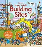 Look Inside a Building Site (Look Inside Board Books)