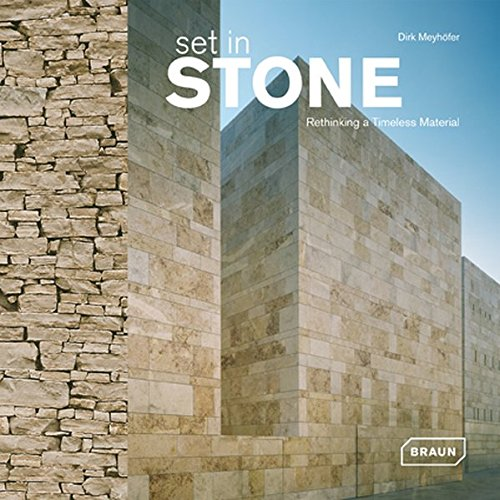 Set in stone: Rethinking a timeless material par Dirk Meyhöfer