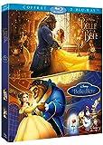 La Belle et la Bête - Coffret live action / animation [Blu-ray]