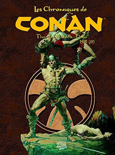 Les chroniques de Conan T12 1981 (II) par