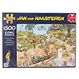 Jan van Haasteren - The Golf Course1500 Piece Jigsaw Puzzle