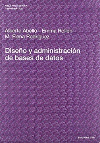 Diseño y administración de bases de datos (Aula Politècnica)