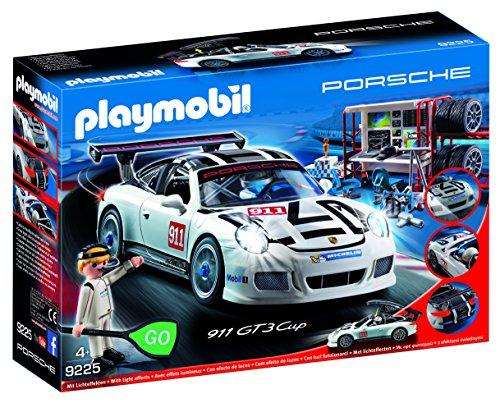 Playmobil Porsche 911 GT3 Cup, única (9225)