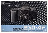 Yashica Kyocera 230-AF -- Bedienungsanleitung. Instruction booklet, Mode d'emploi, Manual de instrucciones (H8704200)