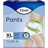 Tena Pants Plus Xl, 12 Stuk