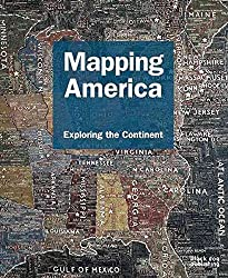 [Mapping America: Exploring the Continent] (By: Fritz C. Kessler) [published: November, 2010]