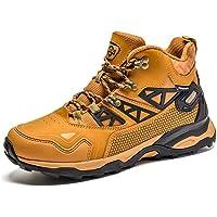 Idea Frames Chaussures de randonnée pour homme - Imperméables - Antidérapantes - Sportives - Légères et confortables…