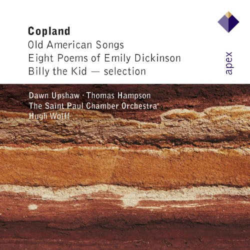 Copland : Old American Songs & 12 Poems of Emily Dickinson - Apex (Songs American Old Copland)