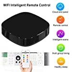 BEONE WiFi Smart IR Remote Controller, Tuya Rm Mini Smart Home Universal IR Remote Controller, AI Voice Control AC, TV...